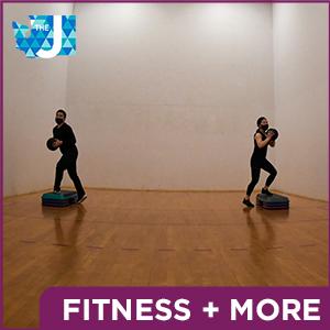 Fitness + More Promo