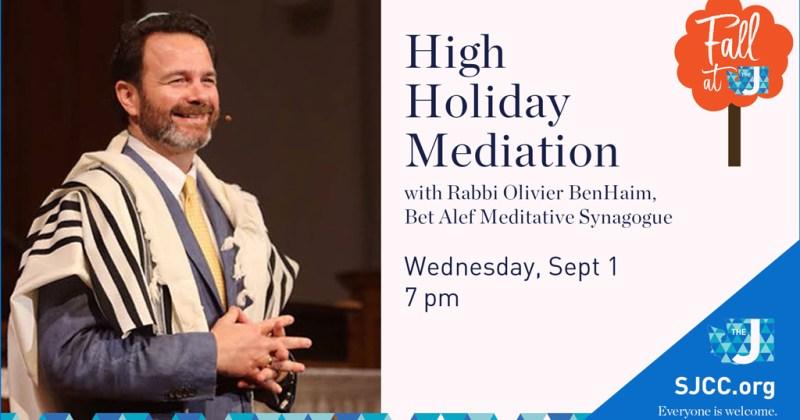 High Holiday Meditation