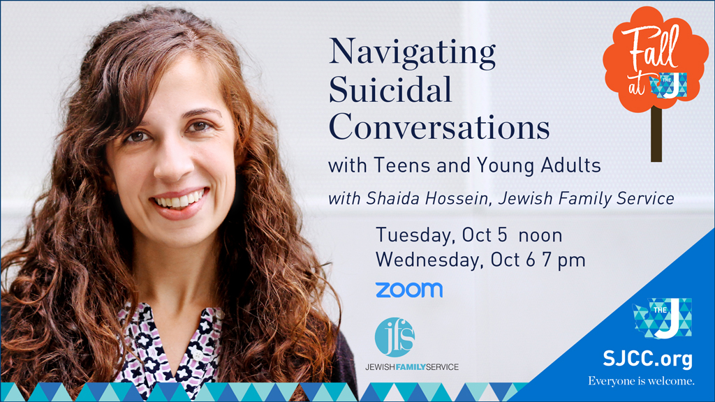 Navigating Suicidal Conversations w/Teens + Young Adults