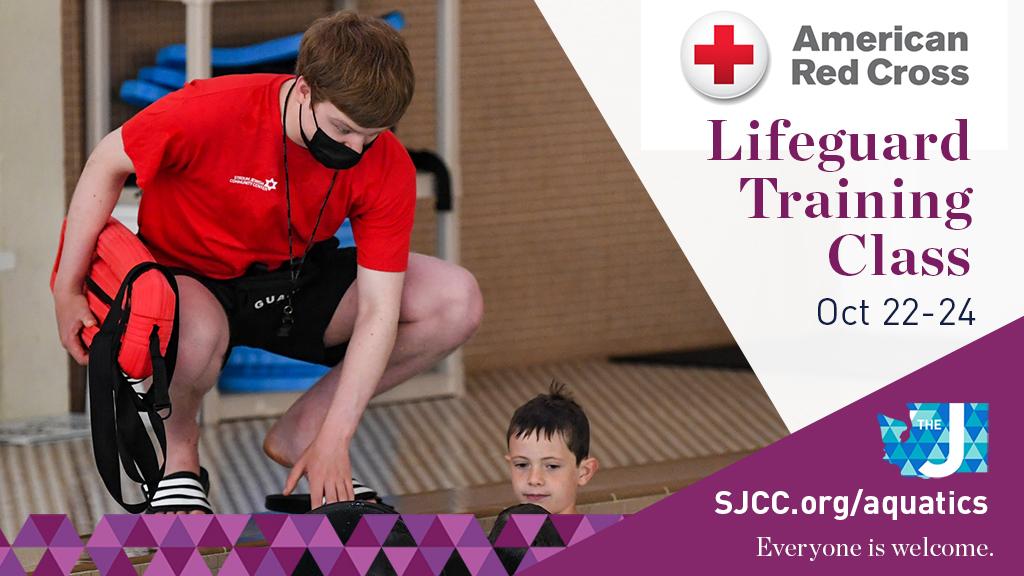 Lifeguard Training October