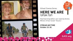 Virtual Cinema Series: HERE WE ARE