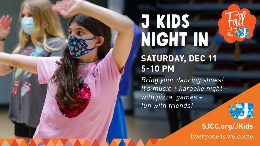 J Kids Night In: Music + Karaoke