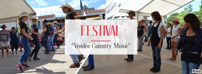 Tout ce que vous avez toujours voulu savoir sur le Festival Vendée Country Music de GRAND'LANDES 17, 18 et 19 août 2018