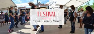 GHOST TOWN & NASV'ILLAC COUNTRY EN INITIATION AU FESTIVAL VENDEE COUNTRY MUSIC AOUT 2018