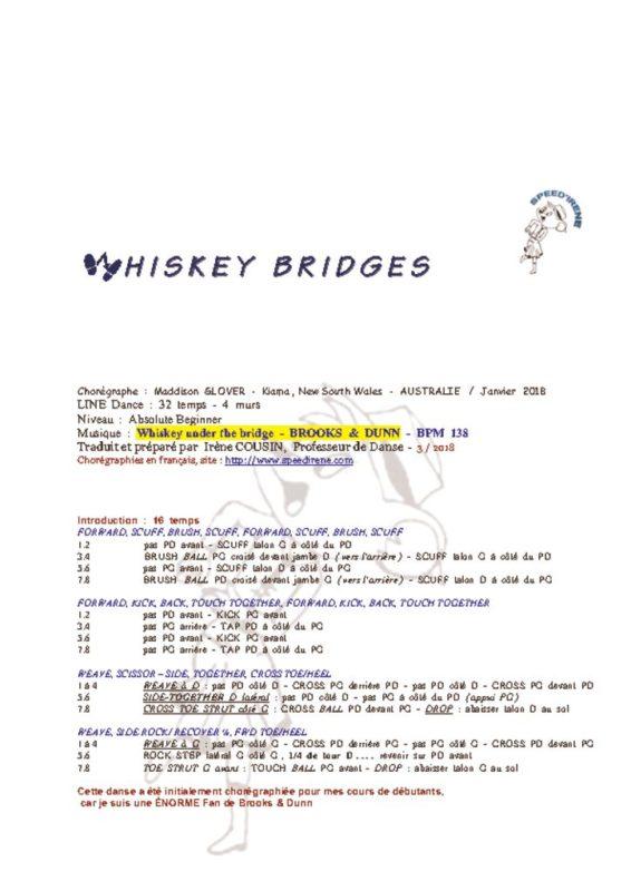 WHISKEY BRIDGES