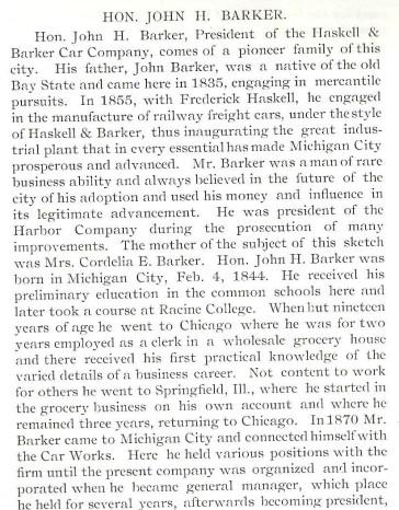 John Barker Obit