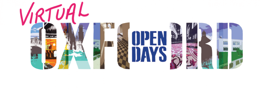 Virtual Open Days logo