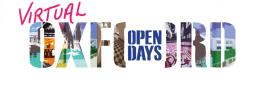 Virtual Open Days logo