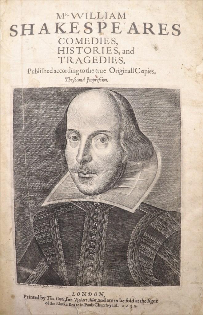 The so-called Second Folio