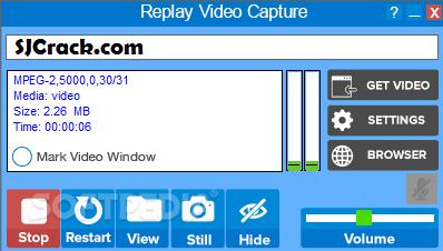 Applian Replay Video Capture 8.8.4 Crack Incl keygen Free Download