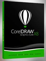 CorelDRAW Graphics Suite X8 Crack + Keygen Free Download