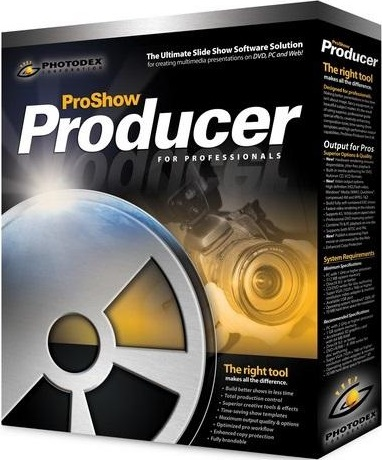 Photodex ProShow Producer 9.0.3782