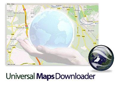 Universal Maps Downloader 9.26 Crack & Serial Key Full