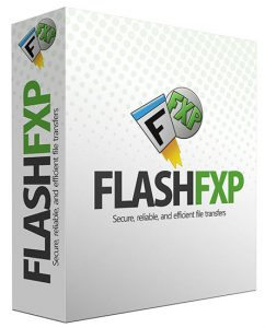 FlashFXP 5.4.0 Build 3960 Crack Patch & Keygen FREE