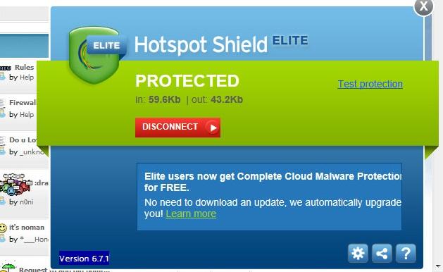 Hotspot Shield 7.10.0 Crack & Keygen Free Download [Patched]