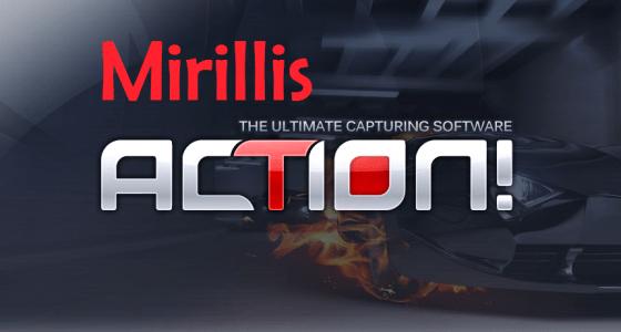 Mirillis Action 2.8.2 Crack + Lifetime Serial Key 2018