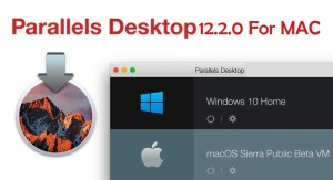Parallels Desktop 13 Crack + Activation Key [MAC + Windows]