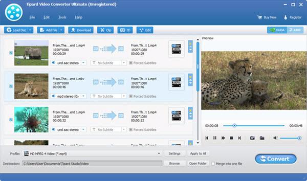 Tipard Video Converter Ultimate 9.2.8 Crack { Latest }