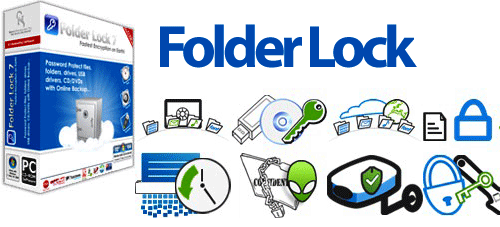 Folder Lock 7.7.4 Crack + Serial Key 2018 [Latest]