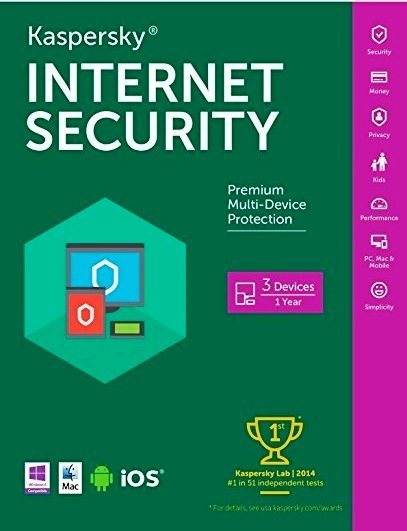Kaspersky Internet Security 2019 Crack + License Key [Latest]
