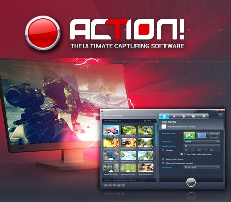Mirillis Action 2.8.1 Crack Incl Serial Key Free Download