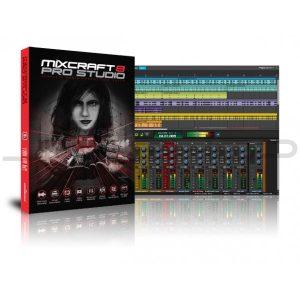 Acoustica Mixcraft 8.1 Build 408 Crack + Registration Code Free Download