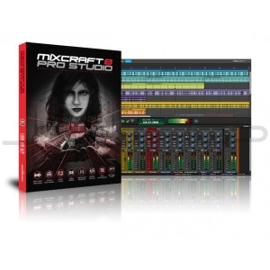 Acoustica Mixcraft 8.1 Build 408 Crack + Registration Code Free Download