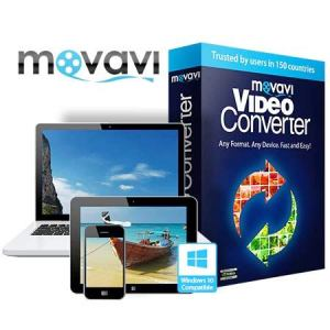 Movavi Video Converter 17 Crack [Win + Mac] Free Download