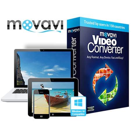 Movavi Video Converter 17 Crack [Win + Mac] Free Download