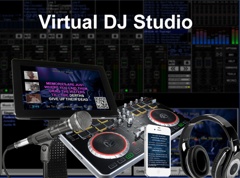 Virtual DJ Studio 7.8.4 Crack + Serial Key 2018 [Upgraded]