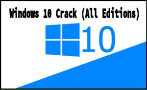 Windows 10 Crack & Activator 32/64 Bit Free Download