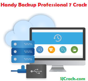 Handy Backup Professional 7.9.6 Crack + Serial Key Free Download