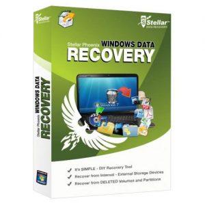 Stellar Phoenix Data Recovery 8 Crack + Registration Key 2019