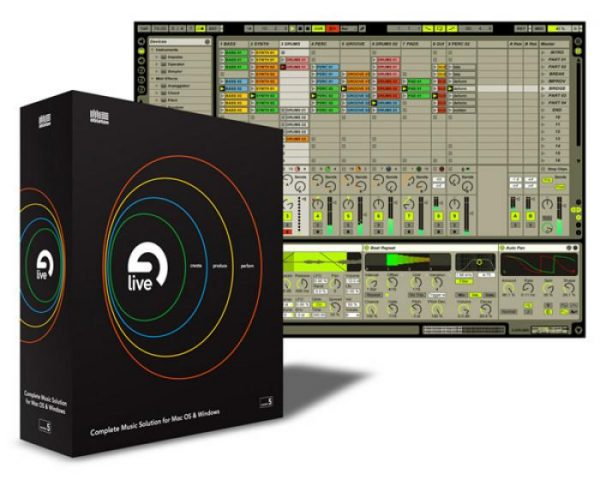 Ableton Live 10.0.5 CRACK Suite With Serial Key Free Download