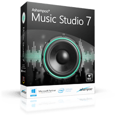 Ashampoo Music Studio 8.0.1.6 Crack + License Key Download