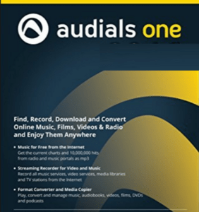 Audials One 2019 Crack + Serial Key Free Download