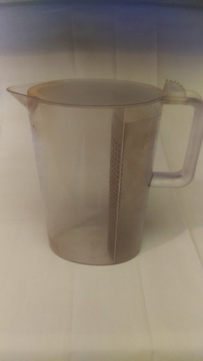 Strainer IN Pitcher