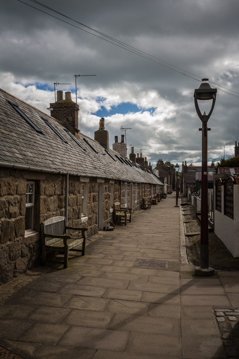 Footdee-Aberdeen-Scotland