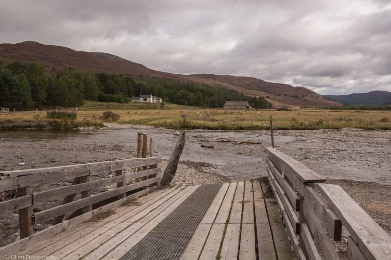 Washed Away Bridge