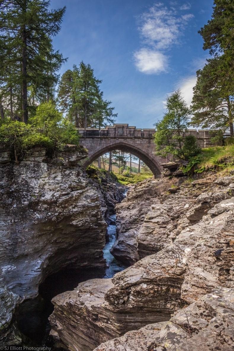 Linn O Dee Bridge
