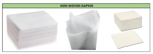 Non Woven Napkin