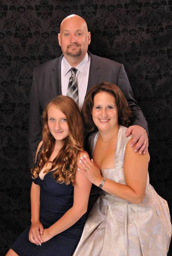 Slosarik Family Portrait