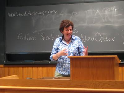 Alyssa Goodman, Ph. D.; Photo by Jen Chang