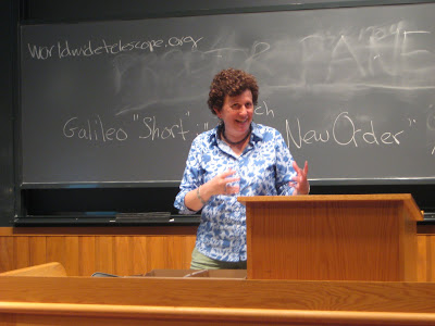 Alyssa Goodman, Ph. D.; Photo by Jen Chang