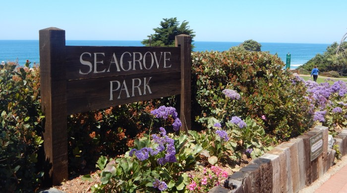 Seagrove Park in Del Mar