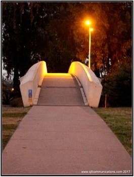 Bridge at Balboa Park, Photos by SJF Communications