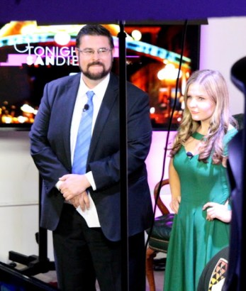 Host of 'Tonight in San Diego' with Emmy Farese