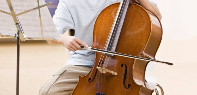 private cello lessons at SJG School of Music