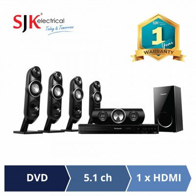 Panasonic Home Theater Systems Sc Xh315 Sjk Electrical Product