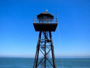 Guard Tower - Alcatraz - 2011